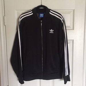 ADIDAS jacket superstar black classic XL